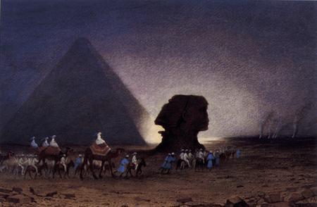 COMPLET – La découverte de l'Égypte et la naissance de l'égyptologie sous le Consulat et l'Empire