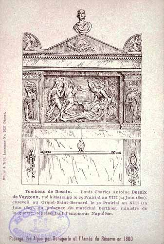 Tomb of Desaix