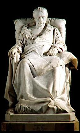 Napoléon mourant à Sainte-Hélène