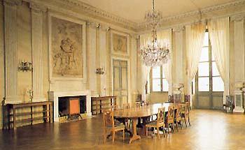 Ch teau de compi gne salle manger de l 39 empereur for Salle a manger jacob