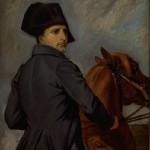 L'Empereur Napoléon Ier sur son cheval