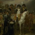 Mademoiselle de Saint-Simon implorant Napoléon