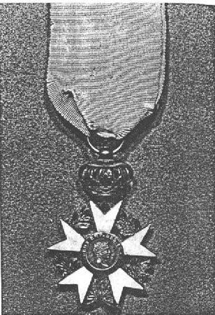 Aigle 3e type. Musée de la Légion d'Honneur