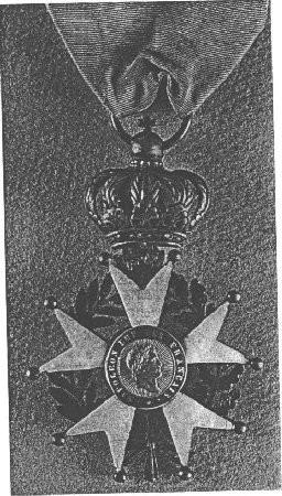 Aigle de 4e type. Musée de la Légion d'Honneur