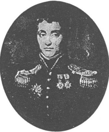 Jean-Baptiste Girard (1775-1815), par Lepaulle.