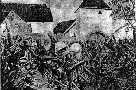 Le point de vue des Alliés sur la bataille de Ligny