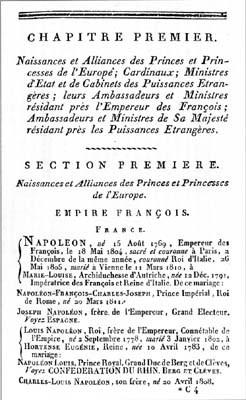 Napoléon :  pour ou contre l'Europe ?