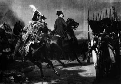 Bataille d'Iéna, par Horace Vernet. Musée de Versailles, photo Tallandier