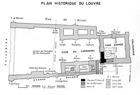 Quand Napoléon III bâtissait le Grand Louvre
