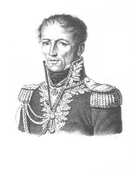 """Le général Drouot, """"le sage de la Grande Armée""""."""
