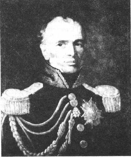 Le général Drouot, par Horace Vernet