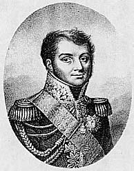 Le général Bertrand, compagnon de l'Empereur à Sainte-Hélène (documentation Tallandier).