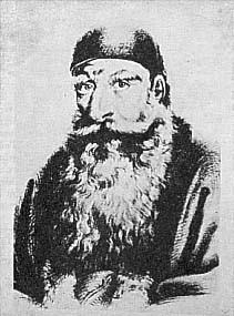 Emir Bechir II, du Liban.