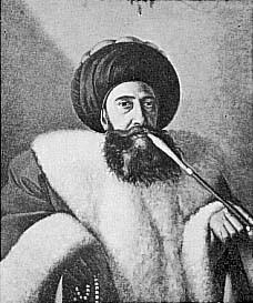 Le cheik Khalil-el-Bakri.