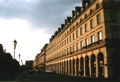 Rue de Rivoli – Paris
