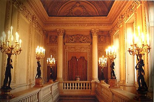 Hôtel de Monaco (Ambassade de Pologne) - Paris - napoleon.org