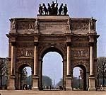 Arc de Triomphe du Carrousel – Paris