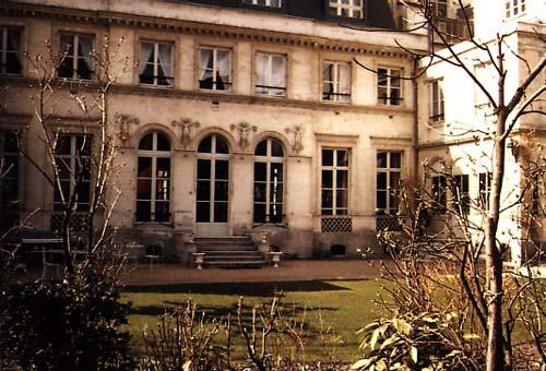 Petit hôtel de Bourrienne – Paris