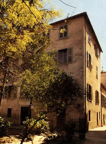 Musée national de la maison Bonaparte – Ajaccio