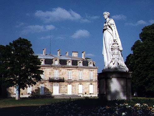 Musée national du château de Bois-Préau