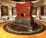 Commémoration de la mort de l'Empereur Napoléon Ier et des soldats morts pour la France