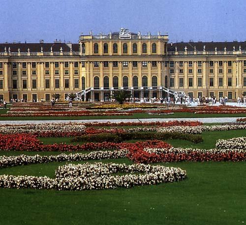 Château de Schoenbrunn – Vienne