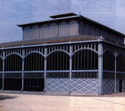 Pavillon Baltard – Les Halles de Paris
