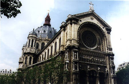 Saint Augustin Church