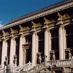 Palais de Justice Law Courts, Paris