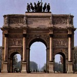 Arc de Triomphe du Carrousel – Paris