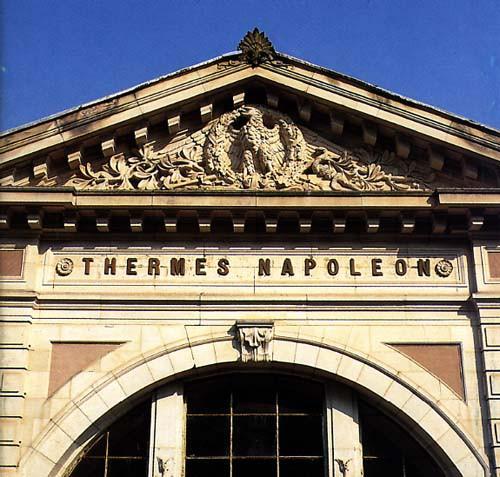 Plombires Les Bains Napoleon