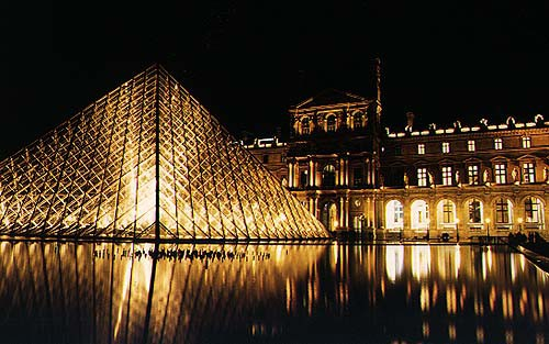 Louvre Museum, First Empire