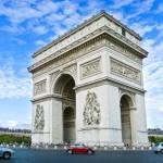 Carte interactive des lieux napoléoniens en France