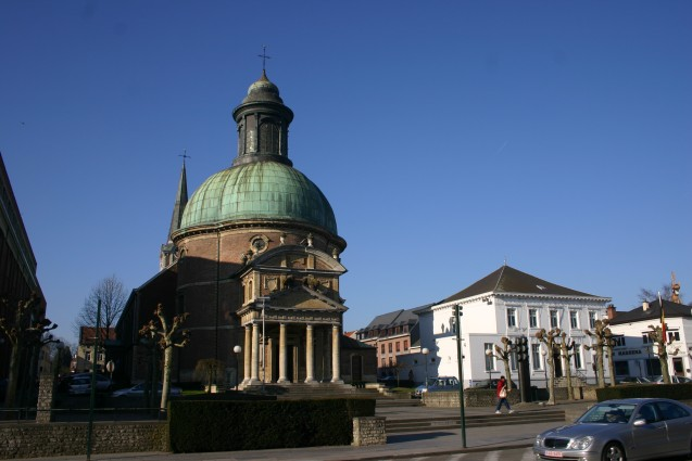 Église Saint-Joseph de Waterloo © Wikipedia