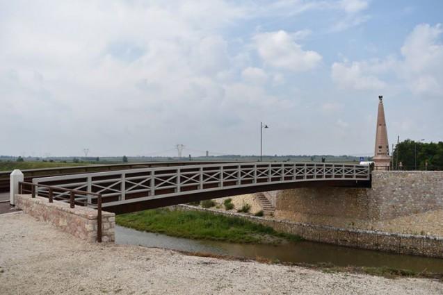 Pont d'Arcole en 2016 © Cédric Maiore