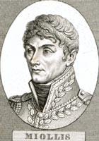 MIOLLIS, Sextius-Alexandre François, comte de, (1759-1828), général