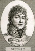 MURAT, Joachim, (1767-1815), maréchal, roi de Naples