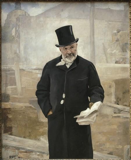 ALPHAND, Jean Charles Adolphe, (1817-1891), urbaniste