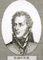 BRUNE, Guillaume-Marie-Anne