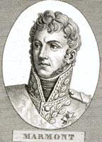 MARMONT, Auguste-Frédéric-Louis Viesse de