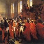 Avec le coup d'État du 18 Brumaire, la Révolution est-elle terminée ? <br>Le travail de l'historien. Lecture d'un document.