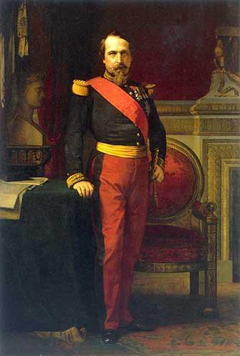 Napoleon III, Emperor of the French