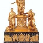 Pendule : «Diogène cherchant un homme»