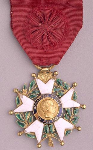 Etoile de la Légion d'honneur