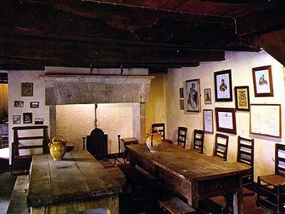 Intérieur de l'auberge © Fondation Napoléon