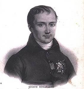 La retraite de Joseph Bonaparte en Amérique