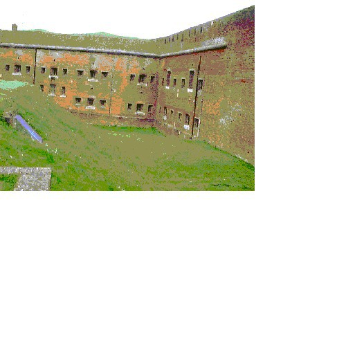 Fort Nelson, West caponier (c) Charles Miles