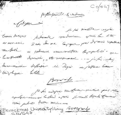 Une écriture si singulière… le cas Napoléon