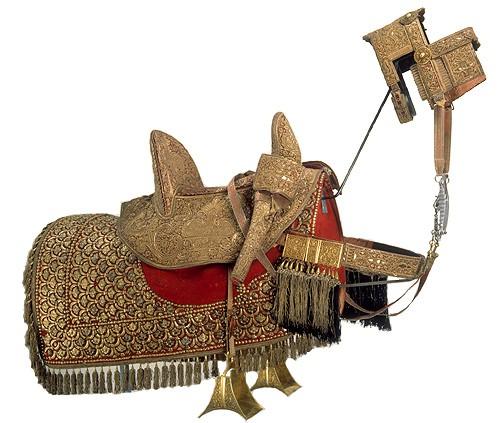A Mamluk's harness