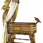 The Roi de Rome's cradle